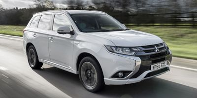 Mitsubishi Outlander PHEV Top 5 PHEVs UK
