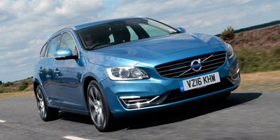 Volvo V60 Twin Engine Top 5 PHEVs UK