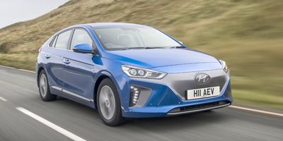 Hyundai Ioniq Electric Top 10 EVs UK