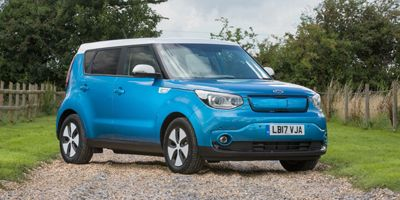 Kia Soul EV - Top 10 EVs UK