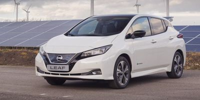 Nissan Leaf Top 10 EVs UK