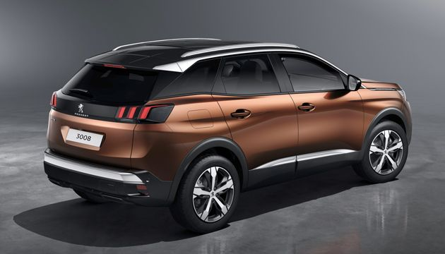 new peugeot 3008 launched next green car. Black Bedroom Furniture Sets. Home Design Ideas