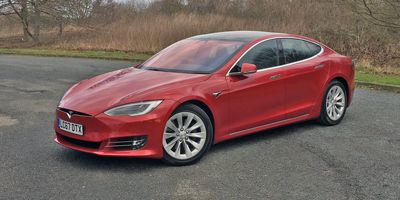 Tesla Model S Top 10 EVs UK