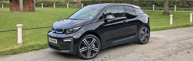 BMW i3 - Top 10 EVs UK 2020