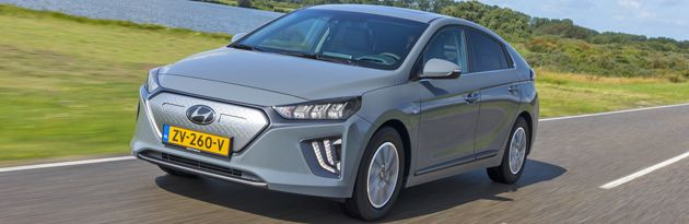Hyundai Ioniq Electric - Top 10 EVs UK 2020