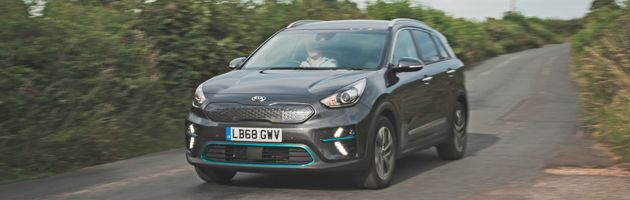 Kia e-Niro - Top 10 EVs UK 2020