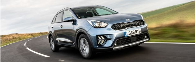 Kia Niro PHEV - Top 10 PHEVs UK 2020