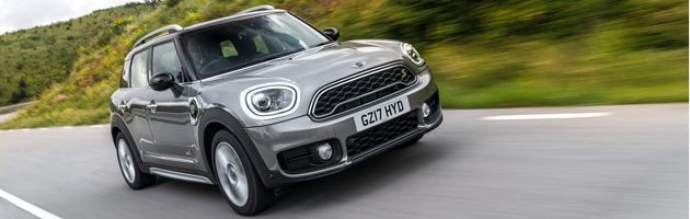 Mini Countryman Cooper S E - Top 10 PHEVs UK 2020