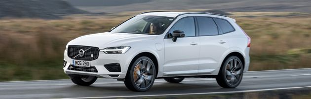 Volvo XC60 TwinEngine - Top 10 PHEVs UK 2020