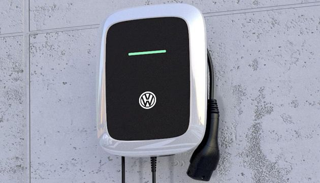 VW Volks-Wallbox