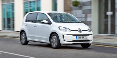 VW e-up! - Top 10 EVs UK