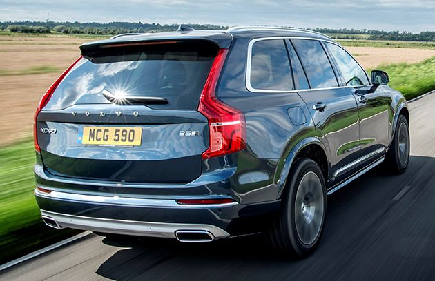 volvo xc90 b5 d review