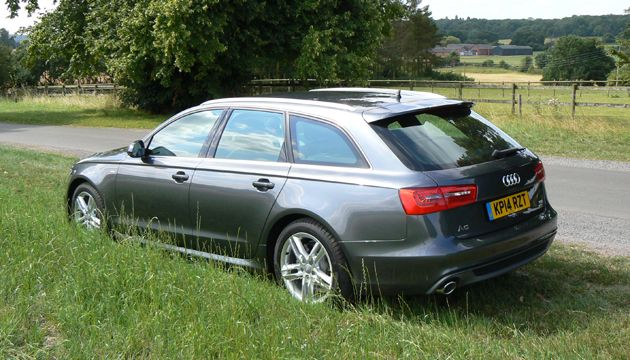 Audi A6 Avant Ultra Review Next Green Car