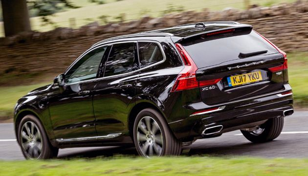 volvo xc60 t8 twinengine review next green car. Black Bedroom Furniture Sets. Home Design Ideas