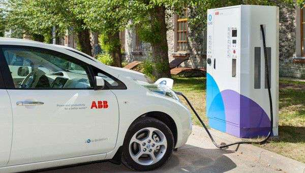 ABB delivers rapid charger network