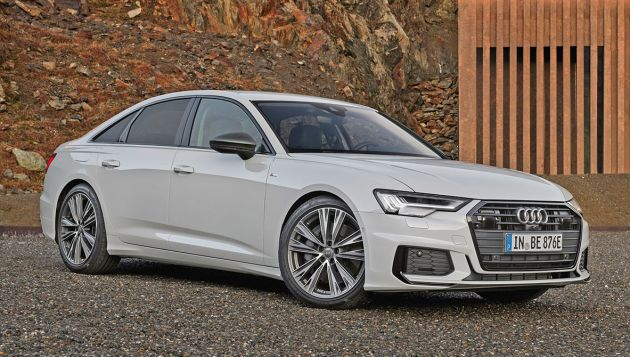 Audi A6 50 TFSI e PHEV saloon launched