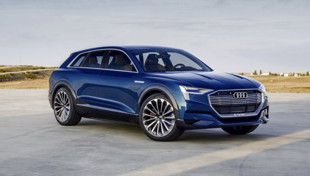 Audi set to lead VW Group's electric and hydrogen drive projects