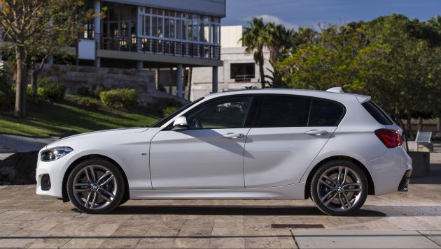 bmw 1series 116d efficient dynamics plus review next green car. Black Bedroom Furniture Sets. Home Design Ideas