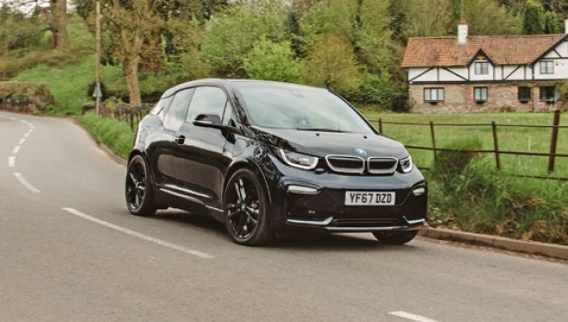 bmw i3s rex review next green car. Black Bedroom Furniture Sets. Home Design Ideas
