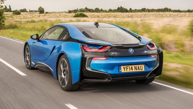 Bmw I8 Plugin Hybrid Review Next Green Car