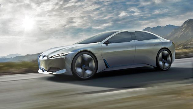 BMW confirms i4 will have 435 mile range