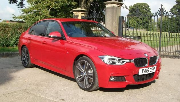 BMW 320d ED Sport Auto review