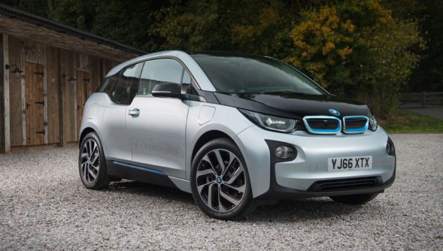 Electric car market up 30% in 2016