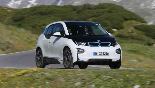 Best Electric Cars Uk 2016 Top 5 Electric Vehicles On Sale