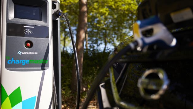BP set to buy Chargemaster