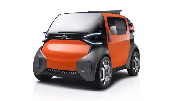 Citroen AMI ONE to debut at Geneva