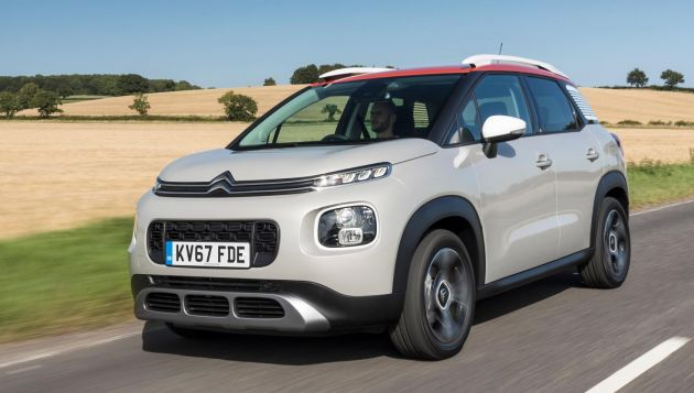 Citroen C3 Aircross PureTech 110 review