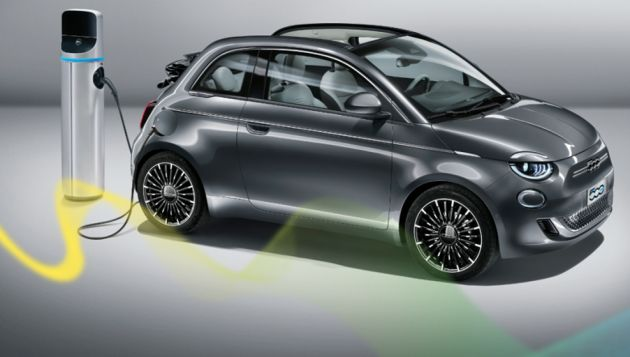 Fiat 500 EV customers to trial new smart charging service