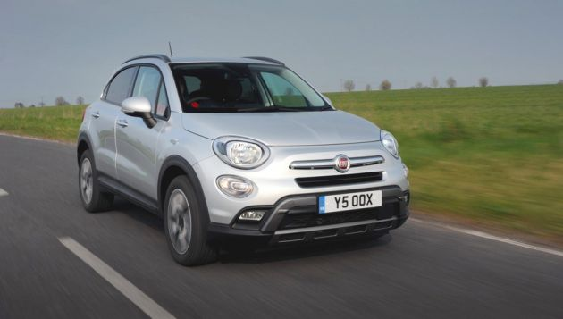 fiat 500x 14 multiair ii review next green car. Black Bedroom Furniture Sets. Home Design Ideas