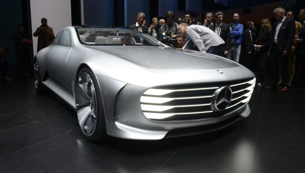 Top Electric Cars Frankfurt Motor Show Next Green Car