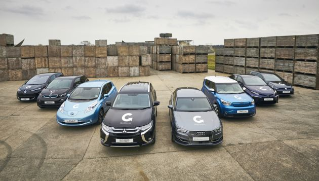 EVs reach best ever market share in July