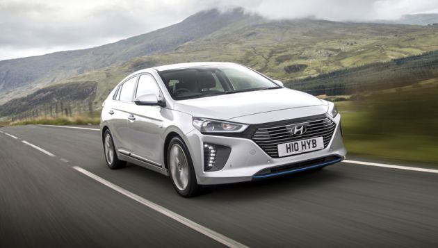 Hyundai Ioniq Hybrid review