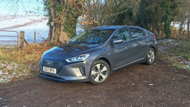 3 4 2018hyundai Ioniq Plug In Review
