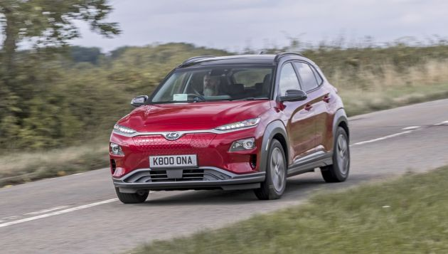 Hyundai Kona Electric first drive