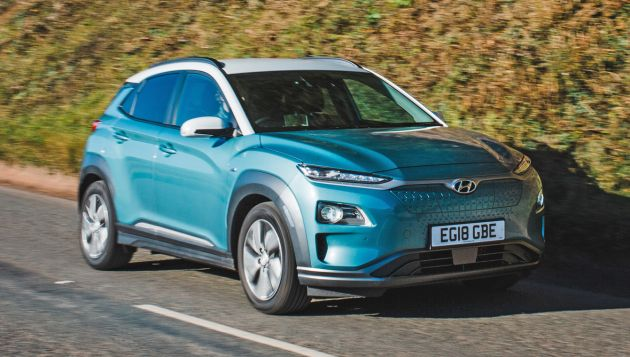 Hyundai Kona Electric 64 kWh review