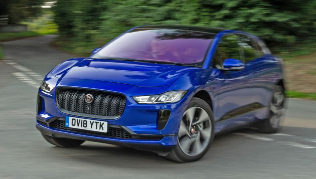 JLR gets £500m from government to develop electric cars