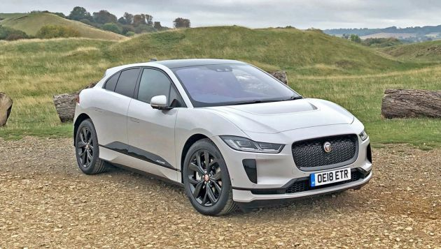 Jaguar I-Pace first drive