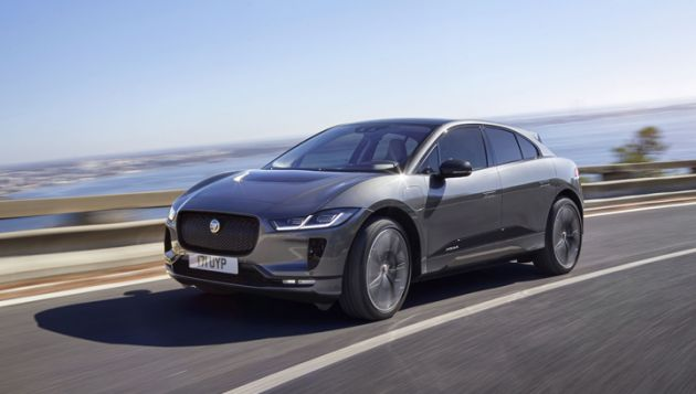 Jaguar I-Pace launched