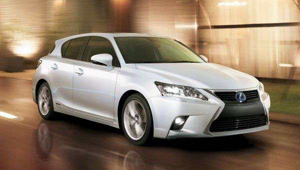 Lexus to launch revised CT200h Hybrid