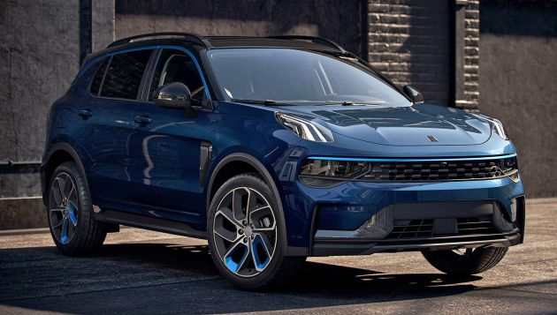 Lynk & Co reveal European launch plans