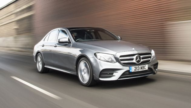 Mercedes Benz E 350e review