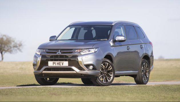 Best-selling plug-in cars in the UK revealed