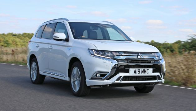 Mitsubishi Outlander PHEV 2.4 review