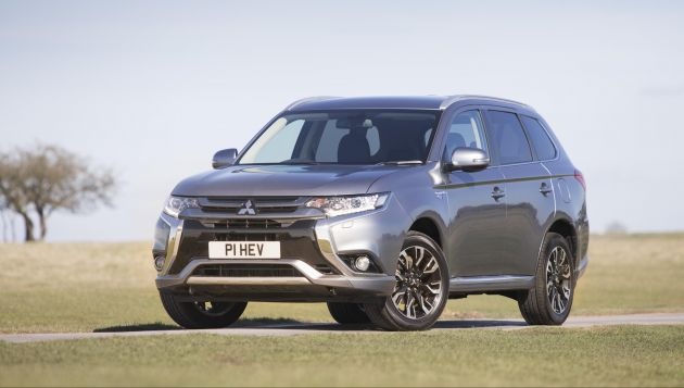 Mitsubishi announces updated Outlander PHEV Juro spec