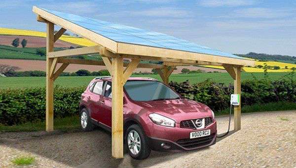 My Solar Port Launches Home Pv Charger Next Green Car