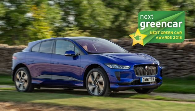 Next Green Car Awards 2018 winners revealed